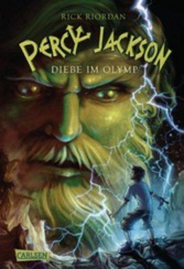 eBook Percy Jackson - Diebe im Olymp (Percy Jackson 1) Cover