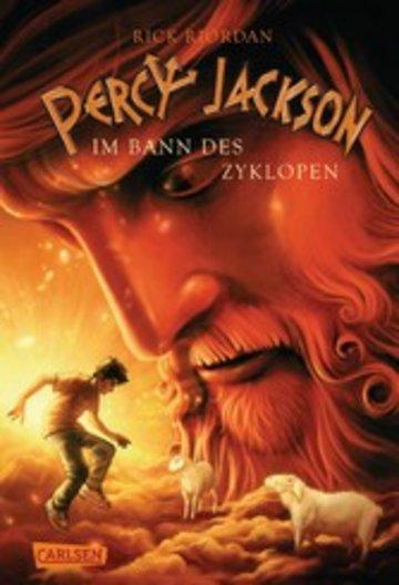 eBook Percy Jackson - Im Bann des Zyklopen (Percy Jackson 2) Cover
