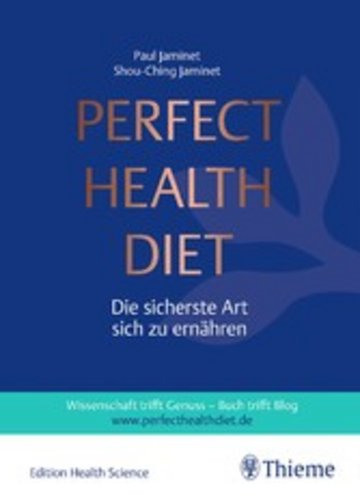 eBook Perfect Health Diet Cover