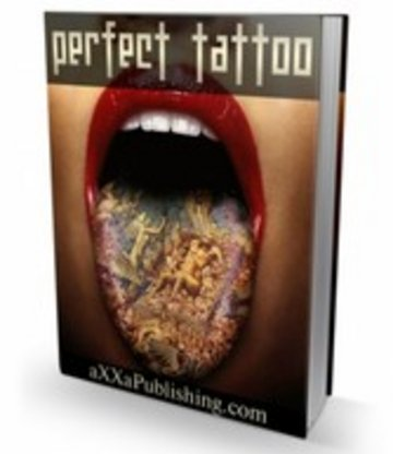 eBook Perfect Tattoo (English Edition) Cover