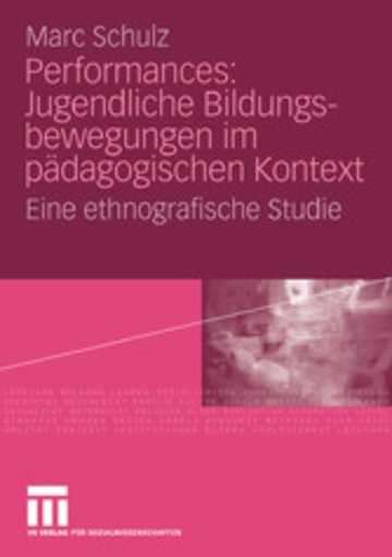 eBook Performances: Jugendliche Bildungsbewegungen im pädagogischen Kontext Cover