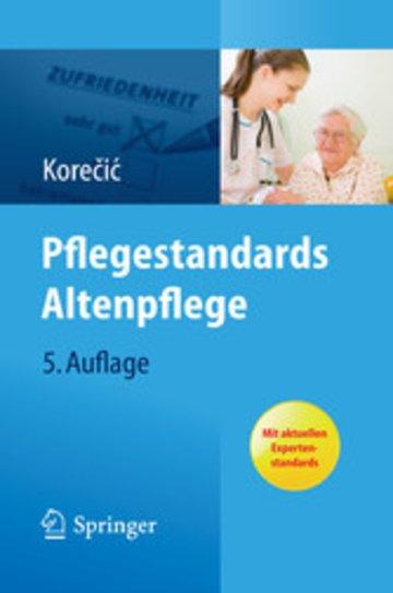 ebook pflegestandards altenpflege cover - Pflegestandards Beispiele