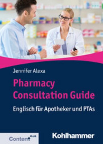 eBook Pharmacy Consultation Guide Cover