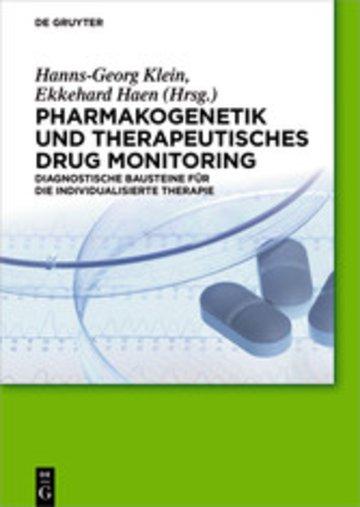 eBook Pharmakogenetik und Therapeutisches Drug Monitoring Cover