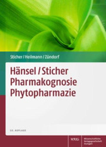 eBook Pharmakognosie Phytopharmazie Cover