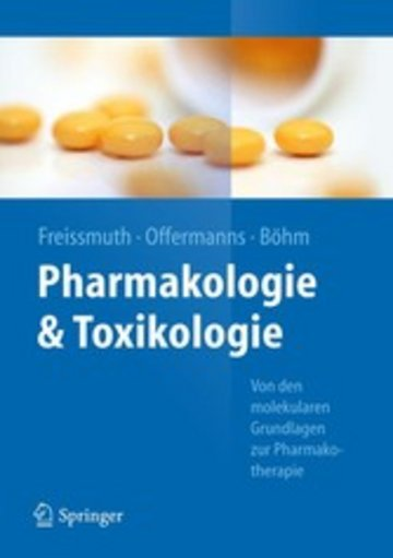eBook Pharmakologie und Toxikologie Cover