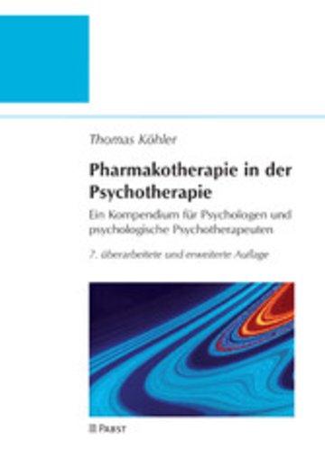eBook Pharmakotherapie in der Psychotherapie Cover