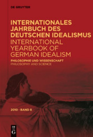 eBook Philosophie und Wissenschaft / Philosophy and Science Cover