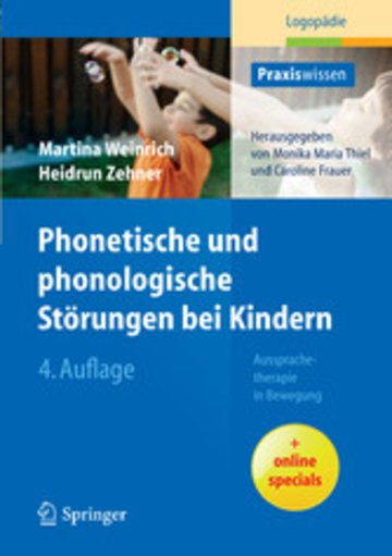 eBook Phonetische und phonologische Störungen bei Kindern Cover