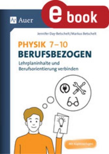 eBook Physik 7-10 berufsbezogen Cover