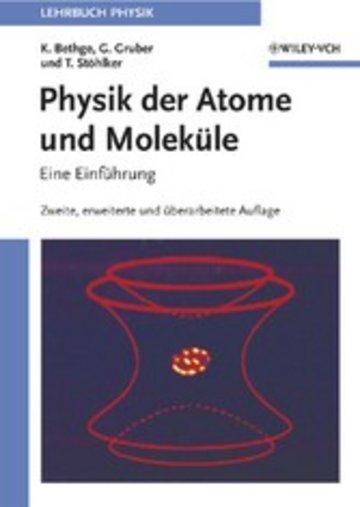 eBook Physik der Atome und Moleküle Cover