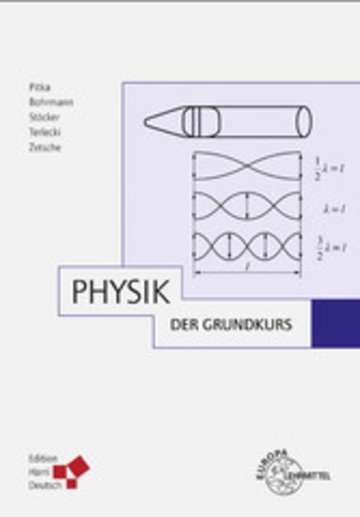 eBook Physik - Der Grundkurs (Pitka) Cover