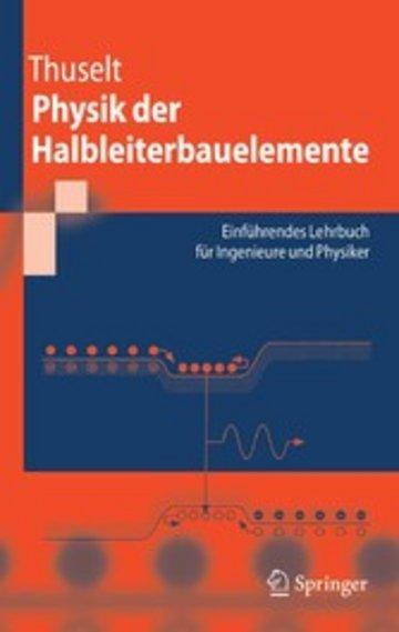 eBook Physik der Halbleiterbauelemente Cover