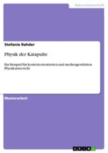 eBook Physik der Katapulte Cover