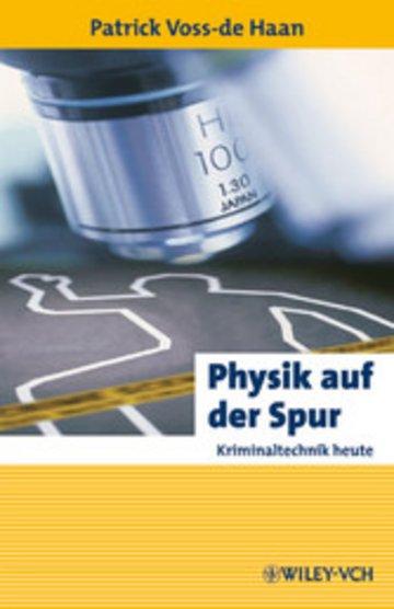 eBook Physik auf der Spur Cover