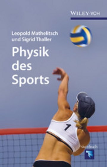 eBook Physik des Sports Cover