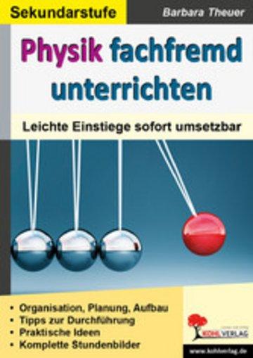eBook Physik fachfremd unterrichten Cover