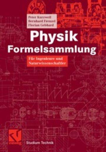 eBook Physik Formelsammlung Cover