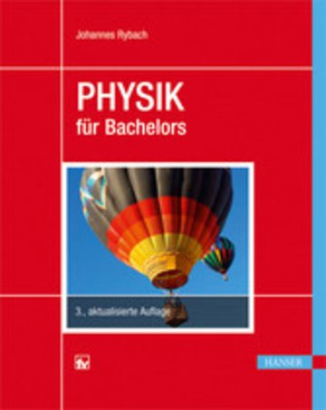 eBook Physik für Bachelors Cover