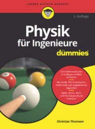 eBook Physik für Ingenieure für Dummies Cover