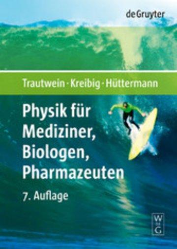 eBook Physik für Mediziner, Biologen, Pharmazeuten Cover