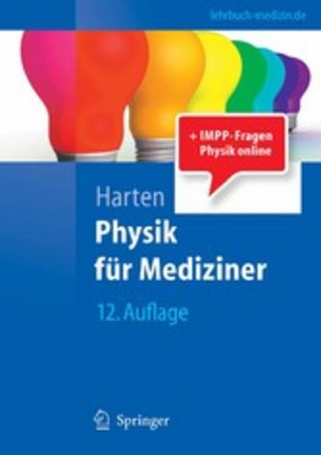 eBook Physik für Mediziner Cover