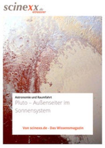 eBook Pluto - Außenseiter im Sonnensystem Cover