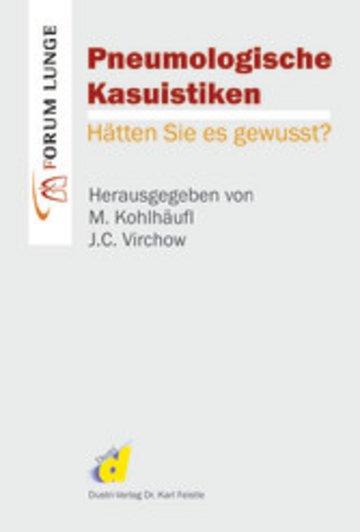 eBook Pneumologische Kasuistiken. Hätten Sie es gewusst? Cover