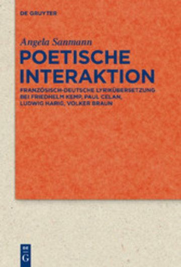 eBook Poetische Interaktion Cover