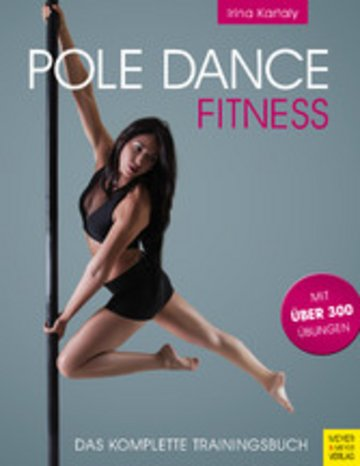 eBook Pole Dance Fitness Cover