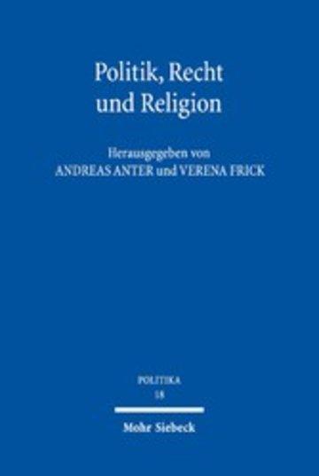 eBook Politik, Recht und Religion Cover