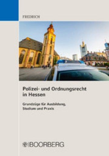 eBook Polizei- und Ordnungsrecht in Hessen Cover