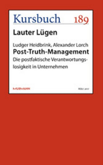 eBook Post-Truth-Management Cover