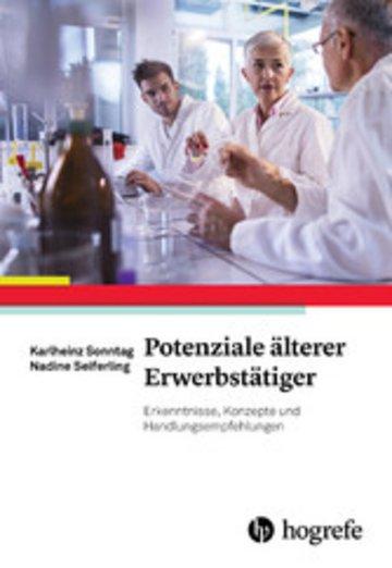 eBook Potenziale älterer Erwerbstätiger Cover