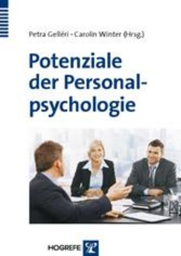 eBook Potenziale der Personalpsychologie Cover