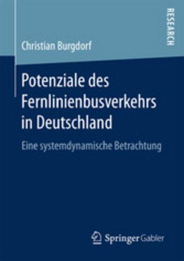 eBook Potenziale des Fernlinienbusverkehrs in Deutschland Cover
