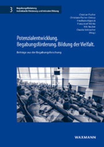 eBook Potenzialentwicklung. Begabungsförderung. Bildung der Vielfalt. Cover