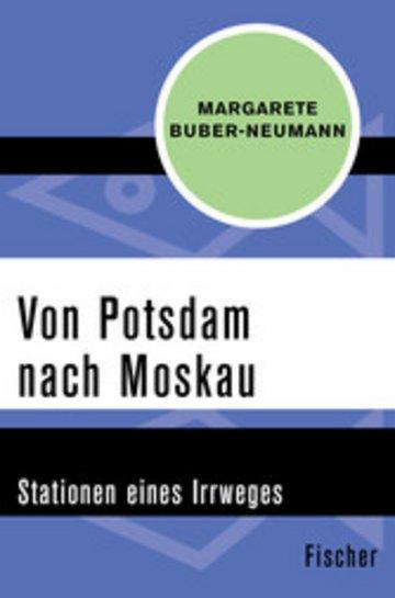 eBook Von Potsdam nach Moskau Cover