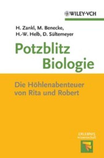 eBook Potzblitz Biologie Cover