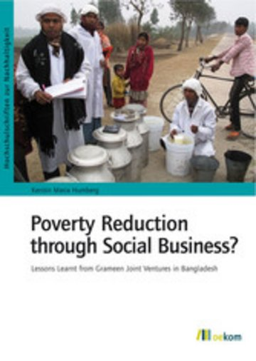 eBook Poverty Reduction through Social Business? Cover