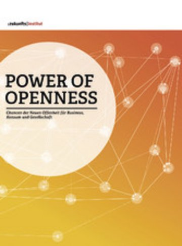eBook Power of Openess Cover