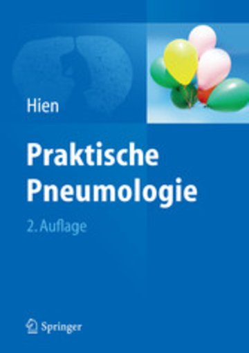 eBook Praktische Pneumologie Cover