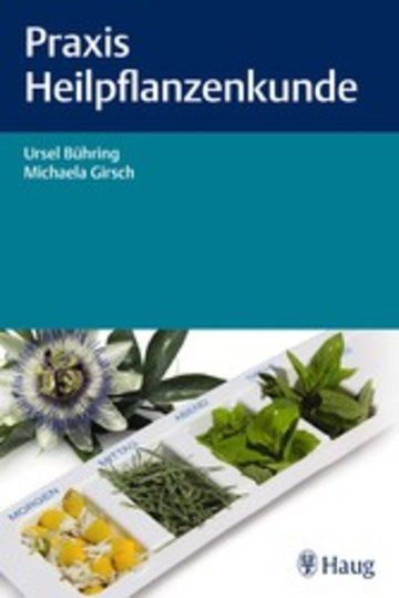 eBook Praxis Heilpflanzenkunde Cover