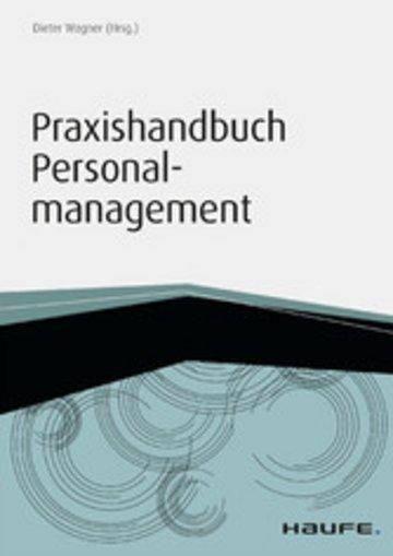 eBook Praxishandbuch Personalmanagement Cover
