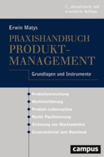 eBook Praxishandbuch Produktmanagement Cover