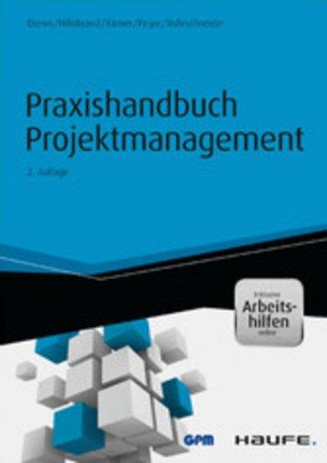 eBook Praxishandbuch Projektmanagement - inkl. Arbeitshilfen online Cover