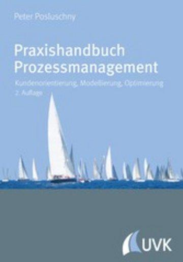 eBook Praxishandbuch Prozessmanagement Cover