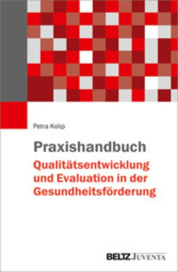 eBook Praxishandbuch Qualitätsentwicklung und Evaluation in der Gesundheitsförderung Cover