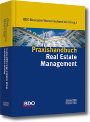 eBook Praxishandbuch Real Estate Management Cover