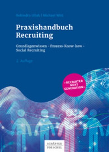 eBook Praxishandbuch Recruiting Cover